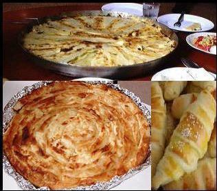 La cusine Albanaise a des plats complètement différentes des autres.